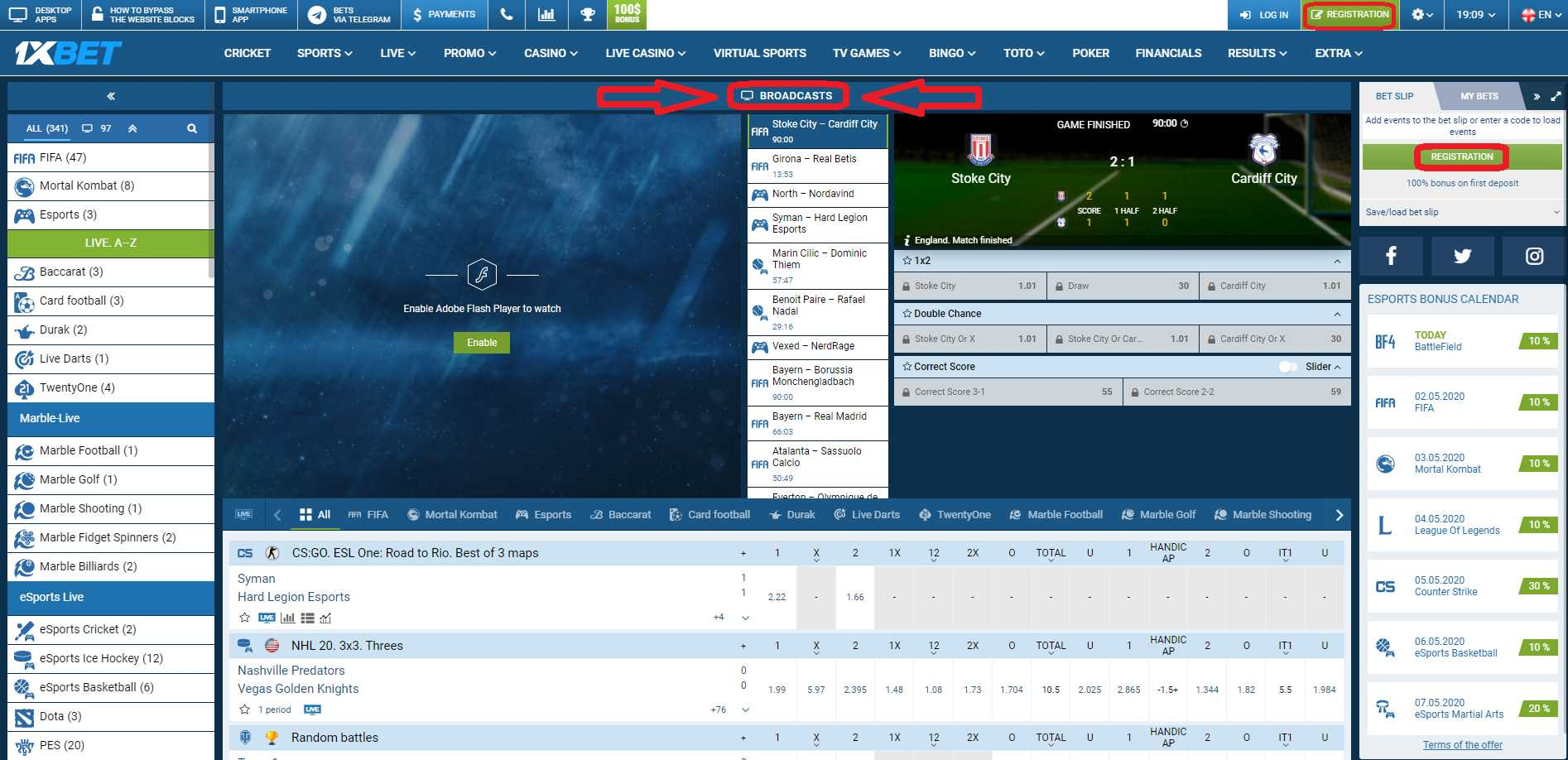 Awesome 1xBet Betting Tips